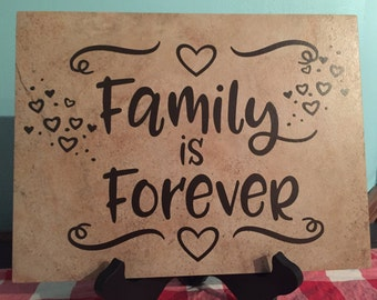 Family is Forever!