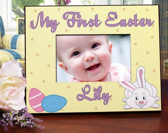 Personalized My First Easter Picture Frame -gfy421810