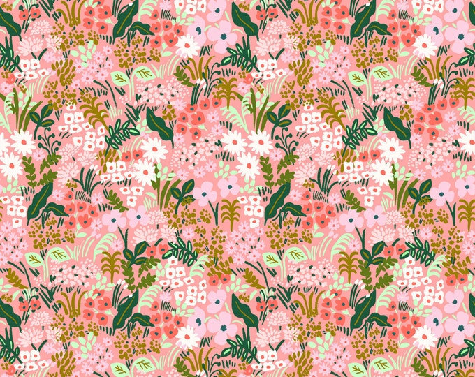 PRESALE: Meadow (pink fabric) from English Garden by Rifle Paper Co.