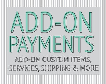 Add-On Flex Payments