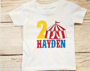 Birthday Carnival Outfit, Birthday Carnival Shirt, Birthday Circus Outfit, Birthday Carnival Shirt, Circus Tent Shirt, Personalized Carnival