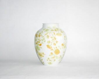 Vintage Richard Ginori Porcelain Vase