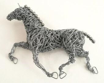 Framed Horse - Horse Gift - Wall Art