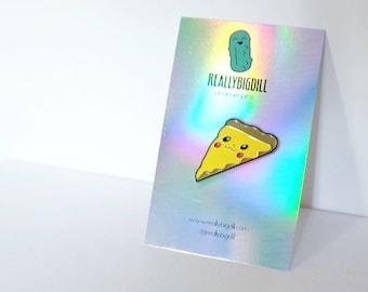 Pizzachu Soft Enamel Pin