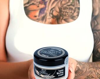 Tattoo Working Cream 400 ml.