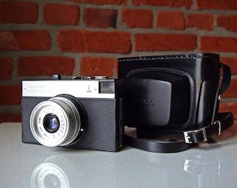 Vintage Soviet camera LOMO Smena 8M Russian camera Lomography old camera