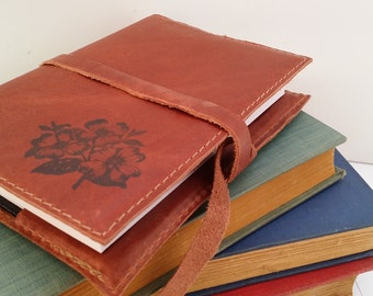 Leather Journal, Leather Sketchbook, writing Journal, Travel journal, Free Shipping, Personalized Journal, refillable, journals