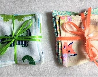 Baby Bottle Coasters