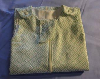Sleeping bag from was 100% cotton - 18 months - Nenuphette