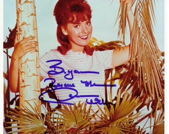 Gilligan's Island  Dawn Wells as Mary Ann Summers Autogrpahed vintage 8x10 photo