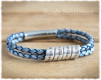 Best Friend Gift • Long Distance Friendship • Friendship Gift • Personalized Bracelet • Unique Gift For Her