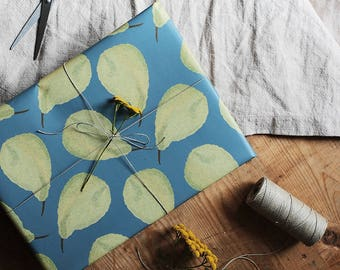 Wrapping Paper - Pear