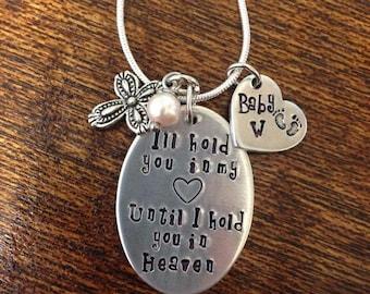 Baby Memorial Necklace