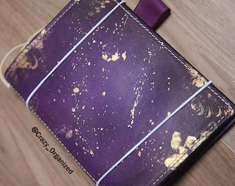 Faux Leather Artori Hobonichi Cover