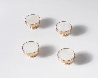 Gentil Brass Cabinet Knob Mid Century Modern Knob Cabinet Knob CAB007
