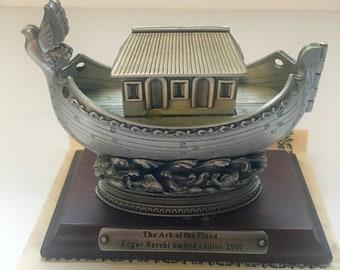 Edgar Berberi Ark of the Flood