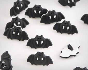Bat button *10pieces