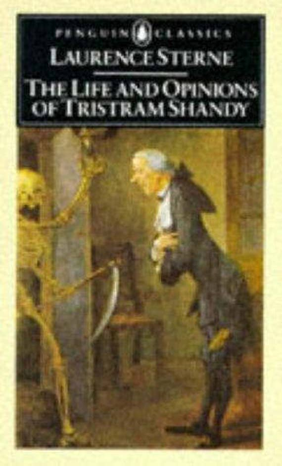The Life and Opinions of Tristram Shandy, Laurence Sterne (Penguin Classics)