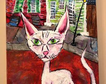 Creole Kitty