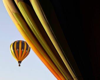 Air Balloons Photo Wall Art