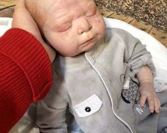 reborn baby ISAAC... can be boy or girl