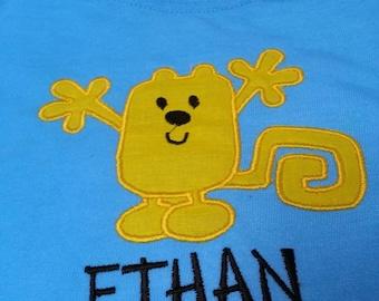 Wow Wow Wubbzy Shirt