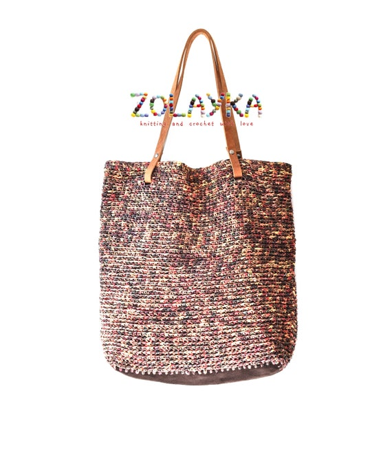 Tote bag Love at Beach Multicolore lRaonAlg