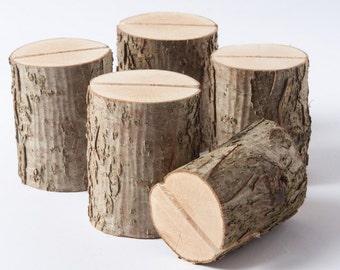 20 Rustic Place Card Holders, table number holder,  nut-tree wedding table decor, rustic wedding  table number holder, wedding centerpiece