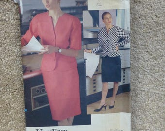 Vogue pattern 7774 Very easy very Vogue