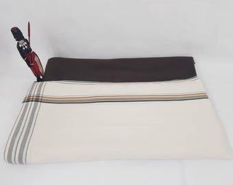 East African KIKOY Fleece Blankets / Throws