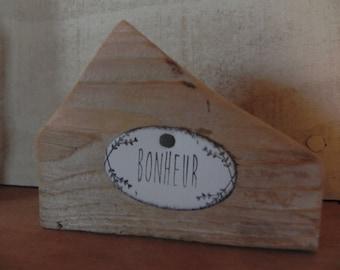 """Homemade Driftwood """"Scandinavian spirit"""""""