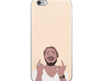 Post Malone Pop Culture iPhone Case