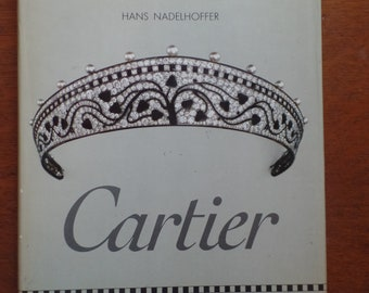 Cartier by Hans Nadelhoffer-1984  French Text
