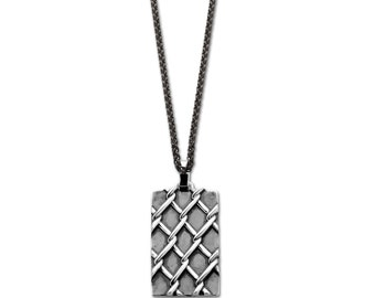 Sterling Silver Necklace - GM1099