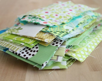 Green scrap bundle