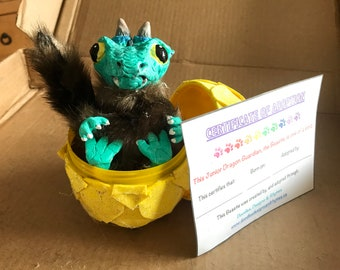 Forest Dragon - Adopt a Beastie