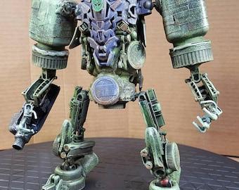 assemblage cybertronian Megatron