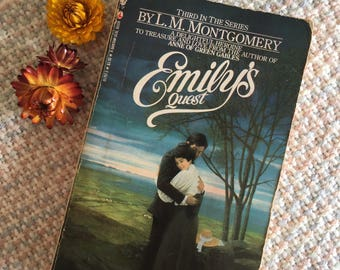 Emily's Quest, book three in Emily of New Moon series by LM Montgomery