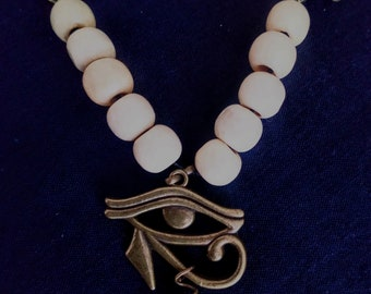 "Necklace ""La larme d'Horus"""