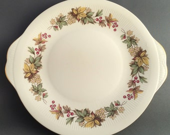 Royal Standard Lyndale Porcelain Cake Plate
