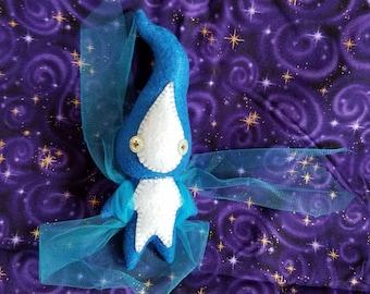 Blue Will-o-Wisp (Light Teal Eyes)