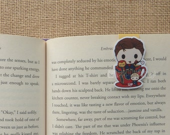 Magnetic Bookmarks • Fanboy Teacup