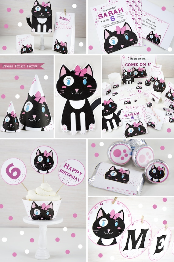 It's just a picture of Clever Printables Birthday Decorations