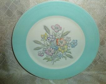 Vintage Limoges Dinner Plate Beautiful Pattern Triumph Made in USA & Limoges dinner plate | Etsy