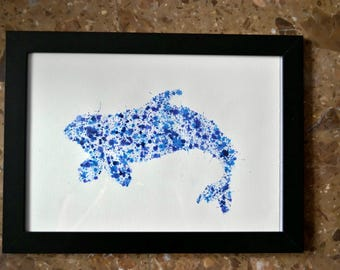 Show - killer whale (tribute to Tilikum)