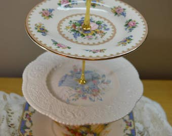 Gorgeous Country Wedding 3 Tier Cake Stand