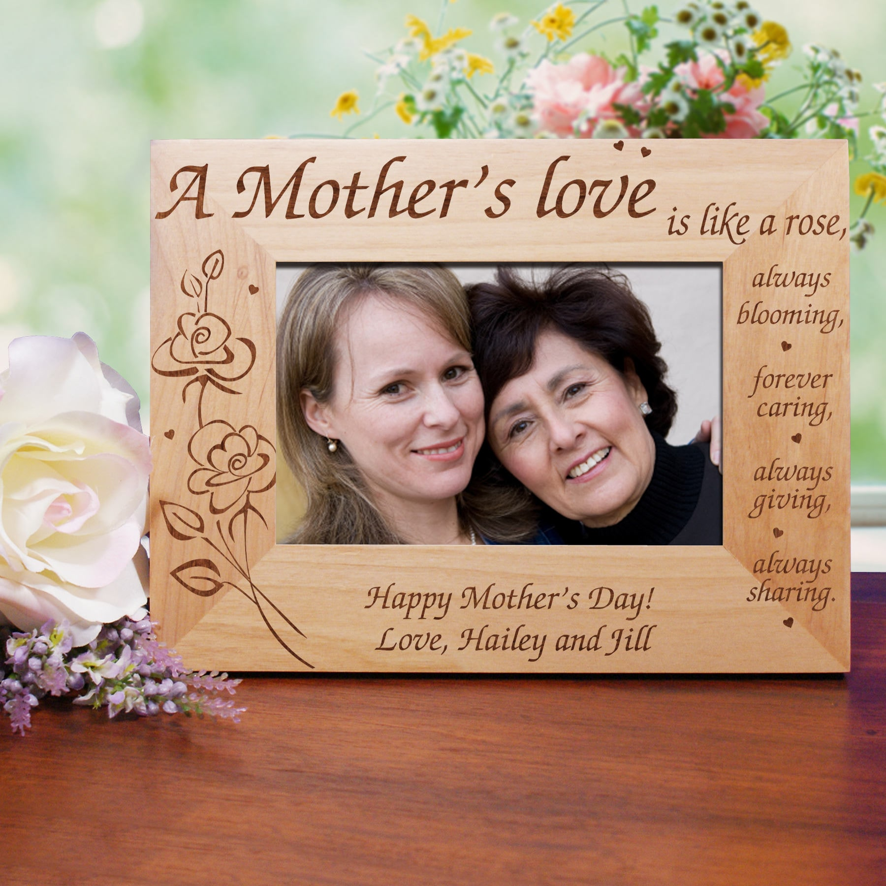 Luxury Mom Frame Composition - Framed Art Ideas - roadofriches.com