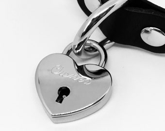Owned Heart Lock