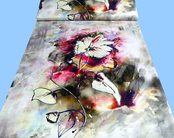 1 rapport... Cotton fabric for dresses