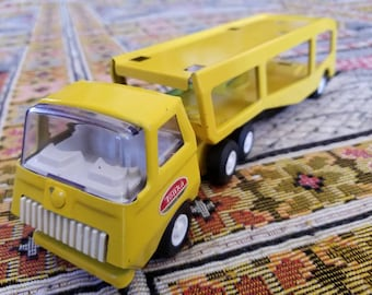 Vintage Tonka Toy Truck Car Carrier 55010